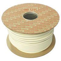 Show details for  Alarm Cable, 8 Core, PVC, White (100m Drum)