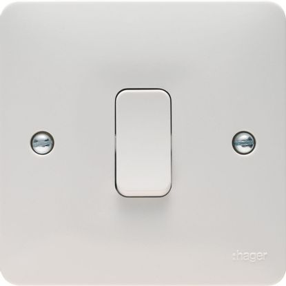 Picture of Sollysta 20A 1 Gang 2 Pole Switch